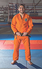 Modern Flow went the unconventional route with the release of their Saiya-Jin Dogi gi.