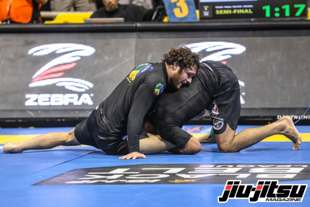 Satava at the 2015 Worlds NoGi